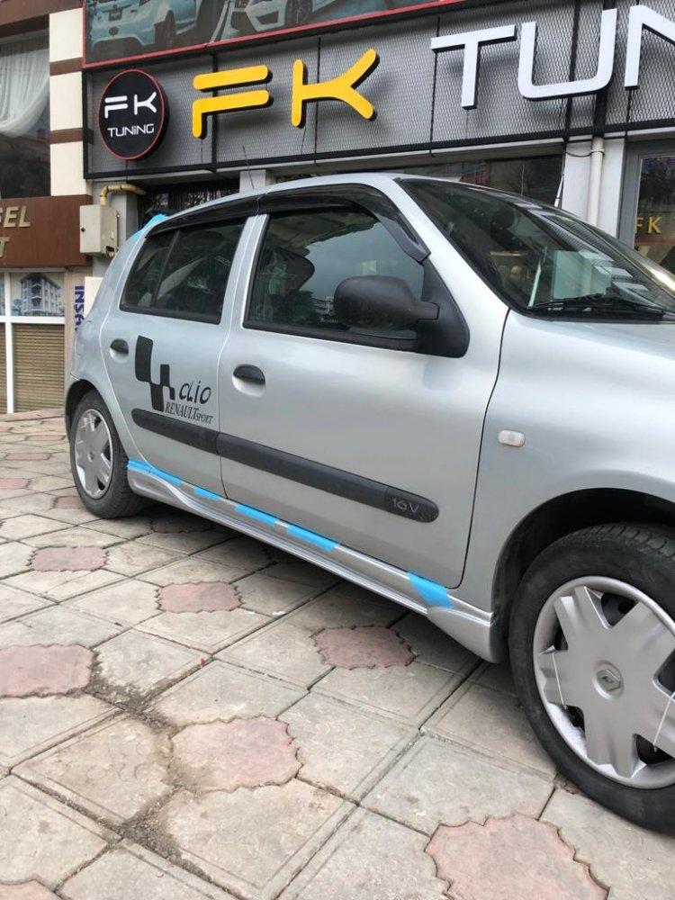 renault clio 2 yan marspiyel takimi polyester fiyati taksit secenekleri