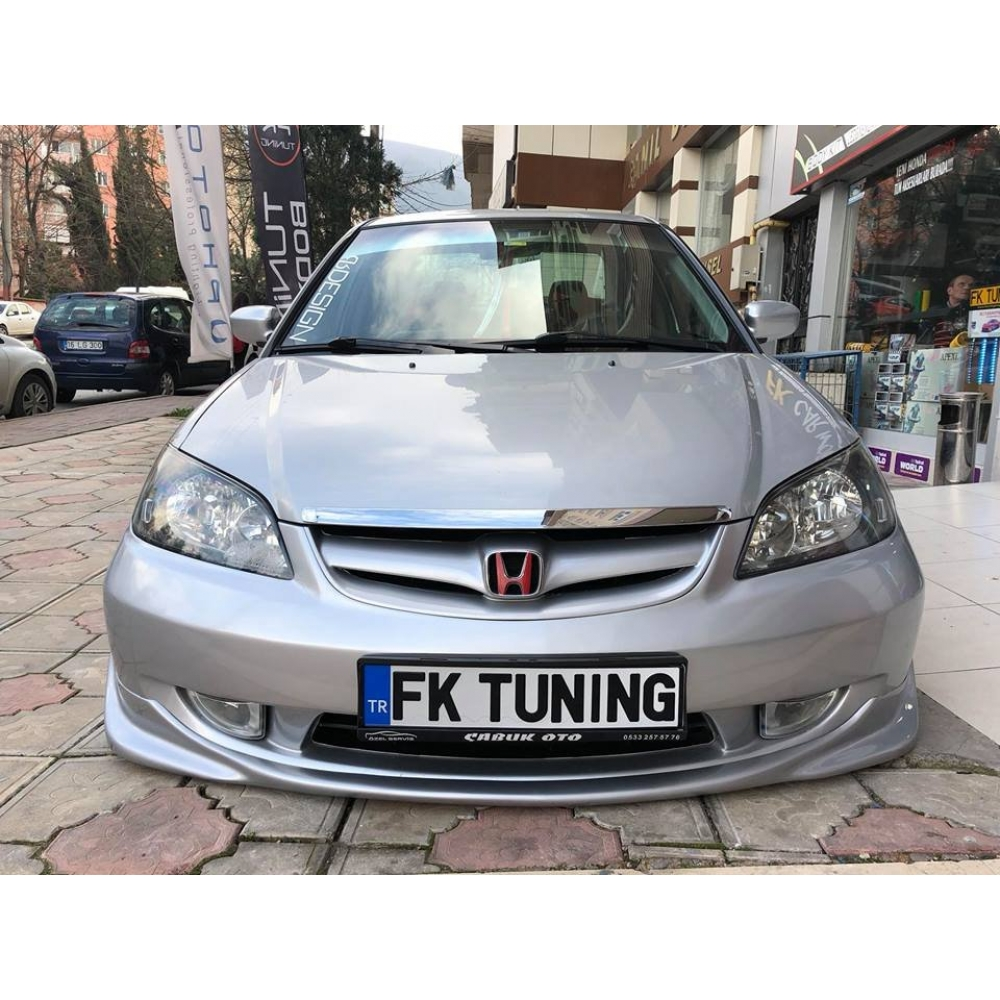 Honda S2000 Fiyat >> HONDA CİVİC VTEC2 S2000 ÖN TAMPON EKİ 2004-2006 (polyester)   FK Tuning Shop - Oto Aksesuar ...