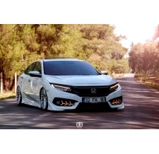HONDA CIVIC FC5 BODY KIT
