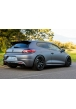 VOLKSWAGEN SCIROCCO R-STYLE ARKA TAMPON SETİ