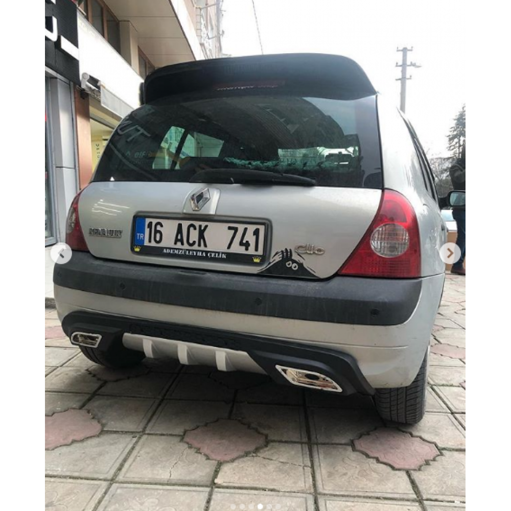 RENAULT CLİO 2 HB BODY KİT En Uygun Fiyatlarla | FK Tuning Shop