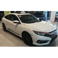 HONDA CİVİC FK7 HATCBACK KAPI ÇITASI PIANO BLACK