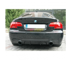 BMW E92 E93 m PERFORMANCE MODEL DİFUZOR (plastik)