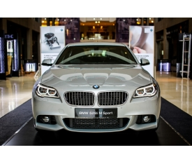 BMW F10 LCİ M TECHNİC BODY KİT SETİ 2014 2016 (plastik)