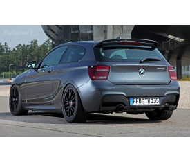 BMW f20 m PERFORMANCE DİFUZOR (plastik)
