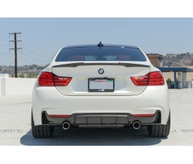 BMW F32 COUPE M4 SPOYLER (polyester)