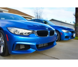 BMW F32-F33 M TECHNİC BODY KİT SETİ 2014-2018 (plastik)