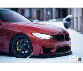 BMW VORSTEİNER LİP F33 M3 M4 STYLE ON TAMPON EKİ