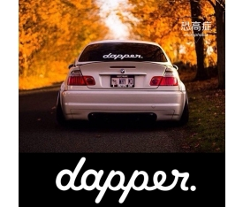DAPPER STİCKER