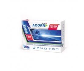 H8 PHOTON ACORN MİNİ+ LED XENON CANBUS 5000 LUMEN