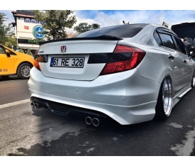 HONDA CIVIC FB7 BODY KIT CUSTOM MODEL 2012-2016 (plastik)