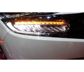 HONDA CİVİC FC5 LED ÖN FAR 2016 VE ÜZERİ