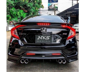 HONDA CIVIC FC5 NKS DESİNG BODY KIT 2016 üzeri (plastik)
