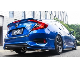 HONDA CİVİC FC5 TURBO BODYKİT 2016 ve üzeri(plastik)