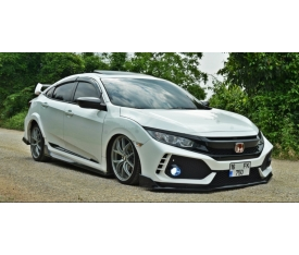 HONDA CİVİC FC5 TYPER BODY KİT SETİ (taiwan plastik)