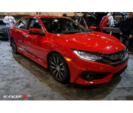 HONDA CİVİC FC5 USA BODY KİT (plastik)