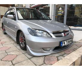 HONDA CİVİC VTEC2 BODY KİT 2004-2006 (polyester/model1)