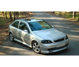 OPEL ASTRA G HB BODY KİT (POLYESTER)