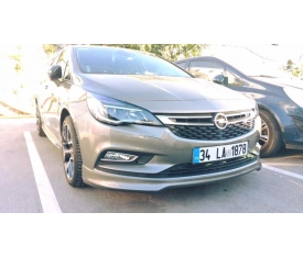 OPEL ASTRA K BODY KİT (plastik)
