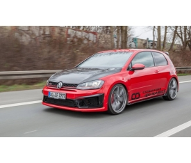 VOLKSWAGEN GOLF 7 R400 BODY KİT 2012 ve üzeri (plastik)