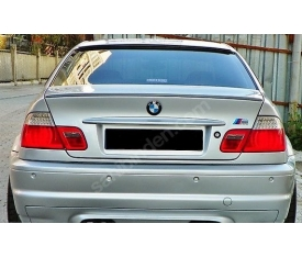 BMW E46 COUPE KİRMİZİ LED STOP TAKİMİ (2003-2005)