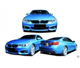 BMW F33 M TECHNİC BODY KİT SETİ 2014-2018 (plastik)