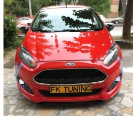 FORD FİESTA BODY KİT 2012-2016 (model1/polyester)