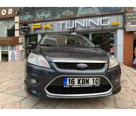 FORD FOCUS 2 SEDAN BODY KİT (makyajlı kasa/polyester)