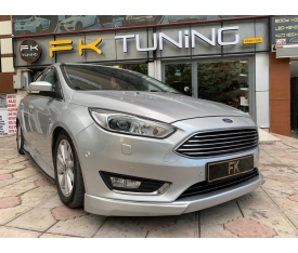 FORD FOCUS 3 BODY KİT SEDAN (Makyajlı/plastik)