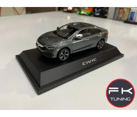 HONDA CİVİC FC5 MODEL ARABA DİECAST 2016-2019 (füme renk)