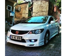 HONDA CİVİC FD6 BODY KİT 2009-2012 (KAMPANYALI ÜRÜN/PLASTİK)