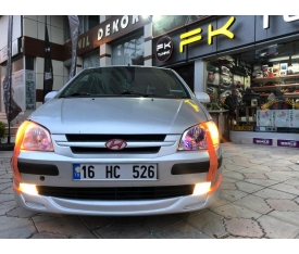 HYUNDAİ GETZ BODY KİT (polyester)