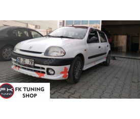 RENAULT CLİO 2 BODY KİT (POLYESTER)