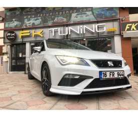 SEAT LEON FR BODY KİT (MODEL2/PLASTİK)