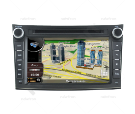 SUBARU OUTBACK MULTİMEDYA 8 İNC WİNDOWS NAVİGASYON (2010-2013)