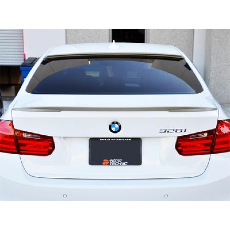 BMW F30 CAM ÜSTÜ SPOYLER (taiwan Plastik) En Uygun
